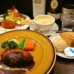 昭和の洋食セット